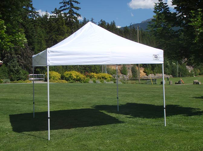 10 X 10 Tent Trailer Events